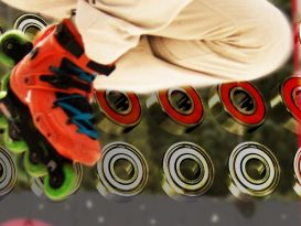 Rodamientos patines skate