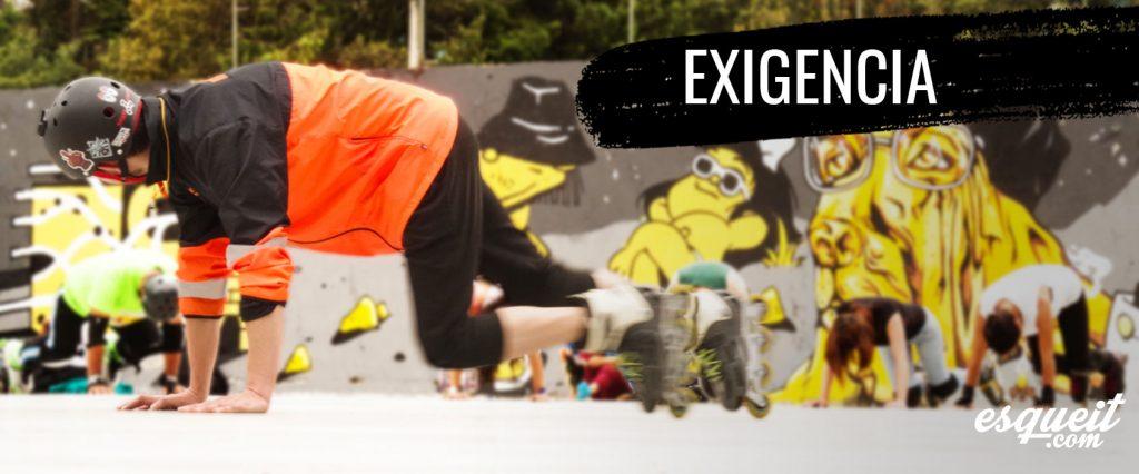 Clases de patinaje para adultos en Bogotá