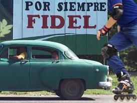 Patinar en Cuba