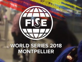 Skate y Roller Freestyle Colombiano en FISE Montpellier 2018
