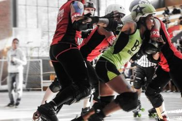 2do Torneo Distrital de Roller Derby 2015