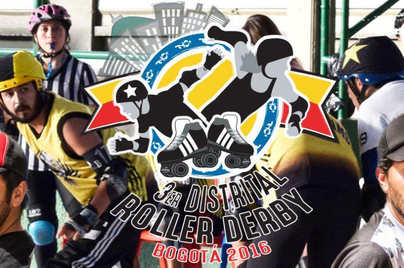 Torneo Distrital de Roller Derby en Bogotá