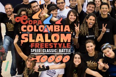 Copa Colombia Slalom 2014