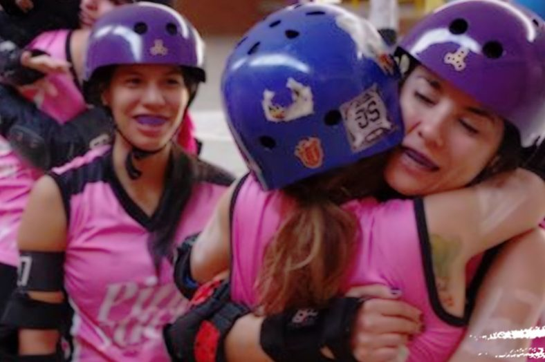 Pink Sucks Roller Derby Bucaramanga