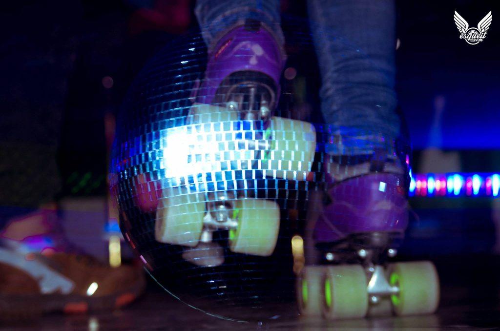 Quads disco ball