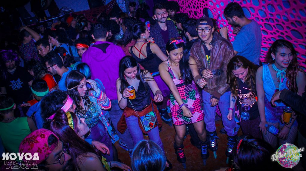 Fiesta Roller Dance Urban Edition