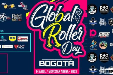 Global roller day bogota 2019