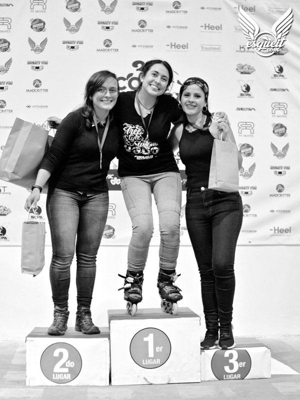 Premiación 3ra Copa Colombia Slalom Battle
