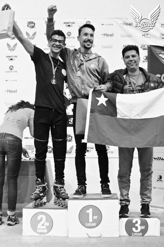 Premiación 3ra Copa Colombia Slalom Classic