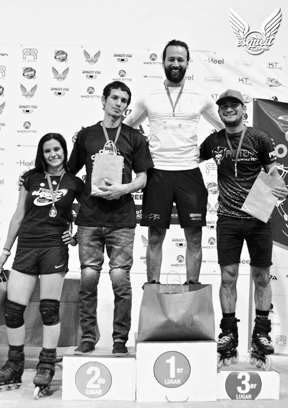 Premiación 3ra Copa Colombia Slalom Jumps
