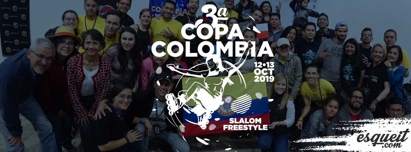 3ra Copa Colombia Slalom Freestyle