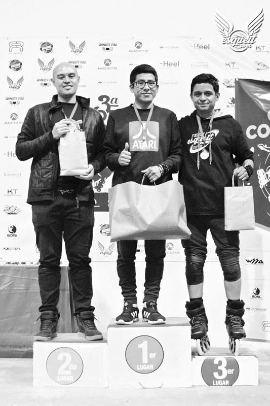 Premiación 3ra Copa Colombia Slalom Speed