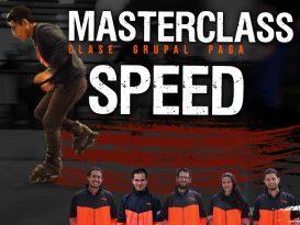 Masterclass Speed Jhoslan Arroyo