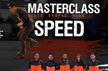 Masterclass Speed Jhoslan Arroyo