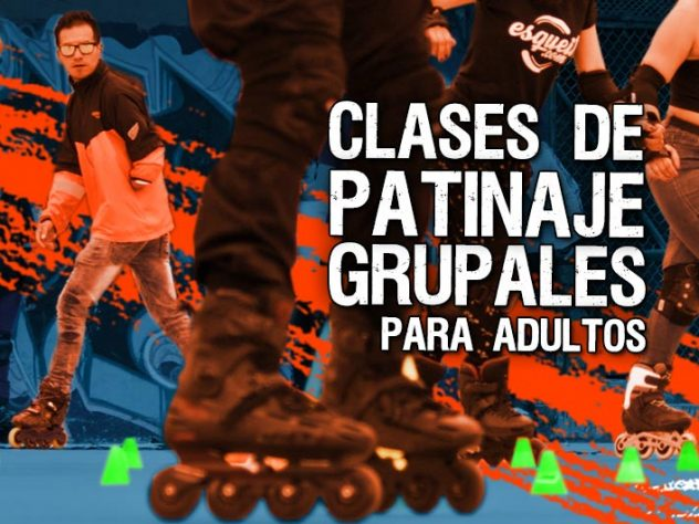 Clases de patinaje grupales para adultos en bogota