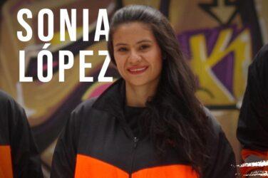 Sonia Lopez patinadora campeona