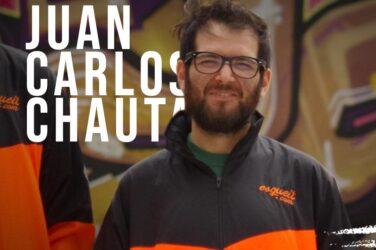 Juan Carlos Chauta Patinador