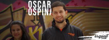Patinador Oscar Ospina