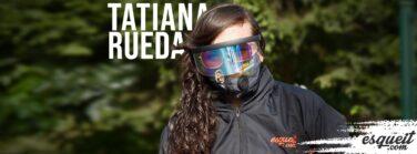 Patinadora Tatiana Rueda
